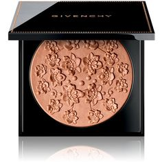 Givenchy Beauty Women's Healthy Glow Bronzing Powder (€55) ❤ liked on Polyvore featuring beauty products, makeup, cheek makeup, cheek bronzer, beauty, beige and givenchy