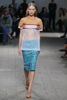 Spring 2013 Trend: See It Through  (No. 21 RTW Spring 2013)
