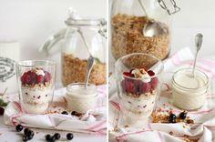 Rohköstlicher Mandeljoghurt vegan selbermachen - Freude am Kochen Cereal, Pudding, Jar, Breakfast, Healthy, Desserts, Food, Inspiration, Healthy Recipes