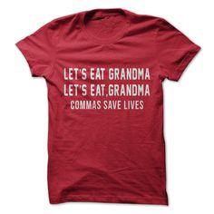 Let's Eat Grandma. Commas save lives!