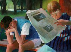 Nigel Van Wieck(1949~)