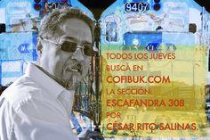 Escafandra 308 por César Rito Salinas. COFIBUK.COM