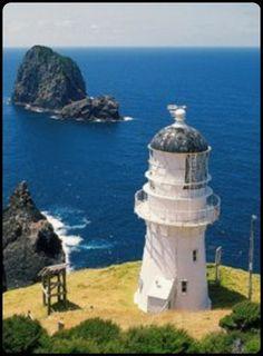 Cape Brett Lighthouse,  Bay of Islands, NZ