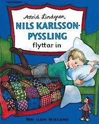 Nils Karlsson-Pyssling flyttar in - Astrid Lindgren - Bok (9789129431827)   Bokus bokhandel