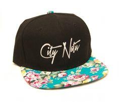 City Nativ Snapbacks