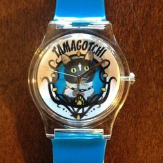 Check out @tamagotchi_cat's custom crest on a watch!! (Watch by @MAY28TH) I love seeing cool custom items made with cattoons crests/portraits! emojiemoji I'd totally wear this watch too...#justsayin #jealous Awesome Tama!! #cattoonscats via @cattoons