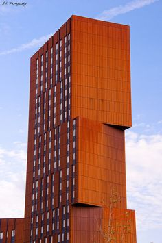 Broadcasting Tower, Leeds, via Flickr.