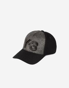 16170eceb0d  Y 3 ASPHALT BASEBALL CAP Caps