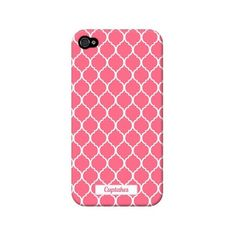 Pink Motif ❤ liked on Polyvore featuring accessories, tech accessories and phone