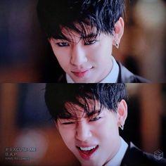 Daehyun - B.A.P he's like a mix of JIN and JIMIN from bangtan sonyeondan!