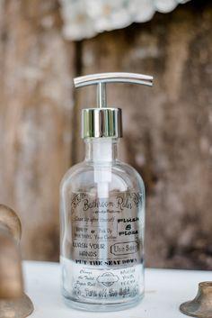 42 best unique glass soap dispensers images rh pinterest com