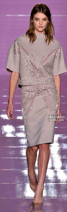 Les Copains Fall Winter 2014 #fashion