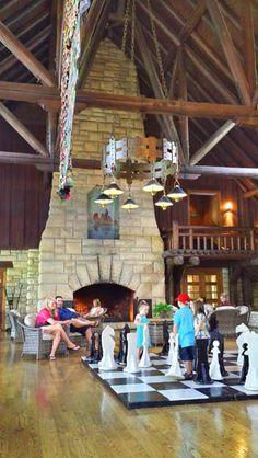 The Lodge & State Park — Pere Marquette Lodge & Conference Center in Grafton Illinois