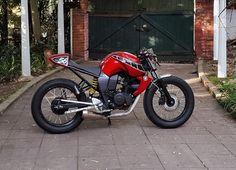 Yamaha Cafe Racer No Brat Tracker Scrambler - Año Custom / Chopper - 7000 km - en MercadoLibre Yamaha Fz Bike, Chopper, Cafe Racing, Cafe Bike, Custom Cafe Racer, Super Bikes, Bike Design, Scrambler, Custom Bikes