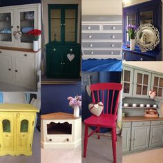 Up cycling furniture, please get in contact for more details