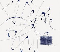 Helga Ladurner - The Tree of Life - The Berlin Calligraphy Collection