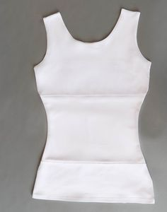 Love Love Love this tank!! :)   You know that part of your tummy that you simply don't like.  The part that certain shirts or blouses have a tendency to accentuate.  Whether it is baby fat, extra skin, or unwanted bulging… put this tank on and watch your tummy flatten.
