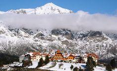 *Snowboard in South America (Bariloche, Argentina)