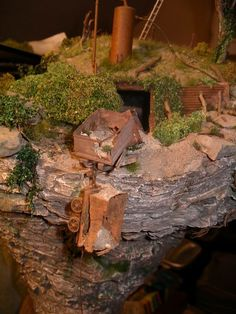 """Railroad Line Forums - The Gallery: Late Nov '12 """"Mines & Quarries."""""""