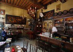 In 't Aepjen Pub - Amsterdam, Netherlands