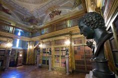Vienna - Lichtenstein Museum and Library, Austria.