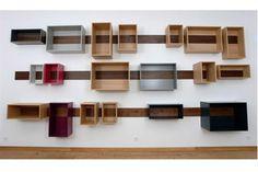 Con ménsulas, flotantes, bibliotecas o con forma de caja. Modelos que se adaptan a los distintos espacios de tu casa
