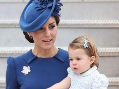 Foto: 7 Gaya Rambut Kate Middleton Saat Tur di Kanada