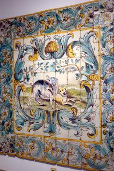 Musée des Azuleros - Lisbonne