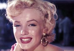 Marilyn Monroe at the Ray Anthony party, 1952.