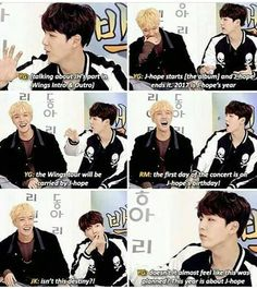 The love hyung Yoongi has for dongsaeng Hobi is genuine. Adorable!