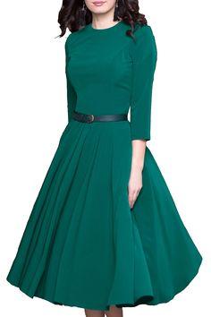 #Платье Olivegrey