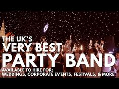 Corporate | Wedding | Function | Party | Showband - LIVE Performances - London - YouTube