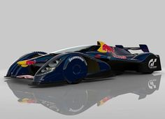 Red Bull X1 Concept Car Can Accelerate From 0 To 62 mph In Incredible 1,4 Seconds! ThisRed Bull X1concept car was presented in the Gran Turismo 5 game, managing to become the strongest and fastest car among all the cars there. It turns all the engineering laws upside down and has performances characteristic of a car coming from the future.  Sebastian Vettel, one of the F1...