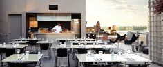 Roof Top Bar: Hotel Americano, New York City