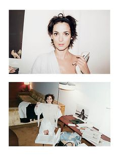 Winona Ryder in Marc Jacobs Ad