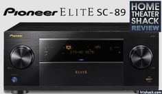 Pioneer Elite SC-89 9.2-Channel AV Receiver Review - Home Theater Forum and Systems - HomeTheaterShack.com