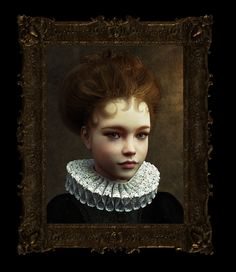 An Elizabethan Beauty by SirTancrede on DeviantArt