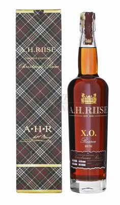 RUM A.H.RIISE CHRISTMAS 0,7l 40% GB