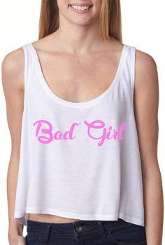 Bad Girl Crop Top