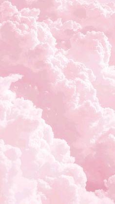 Pastel Pink Wallpaper, Pink Glitter Wallpaper, Pink Wallpaper Backgrounds, Cloud Wallpaper, Wallpaper Iphone Cute, Aesthetic Iphone Wallpaper, Pink And Black Wallpaper, Pretty Backgrounds, Pink Tumblr Aesthetic