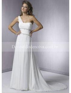 Surpreendente Coluna Sasa Vestidos de Noiva