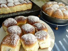 Druh receptu: Sladkosti - Page 127 of 329 - Mňamky-Recepty. Slovak Recipes, Czech Recipes, Russian Recipes, European Kitchens, Sweet And Salty, Food Styling, Baked Goods, Sweet Recipes, Food And Drink