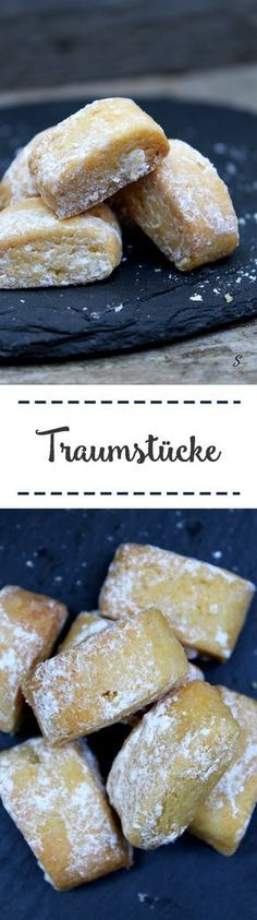 Traumstücke - Delicious - Food and drinks - Yorgo Angelopoulos No Bake Cookies, Cake Cookies, Baking Cookies, Cheesecake Thermomix, Baking Recipes, Dessert Recipes, Desserts, Honey Pie, Cookie Brownie Bars