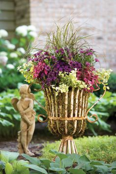 33 Best Jardiniere Images In 2019 Container Gardening Container Plants Container Flowers