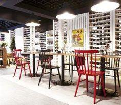 Fiesta Del Vino Wine Bar by mode lina Architecture 2