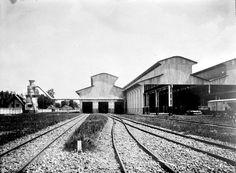 Stasiun Lempuyangan, Jogjakarta 1910