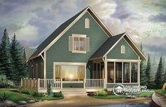 House plan W3929 by drummondhouseplans.com