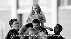 Regina George is flawless.