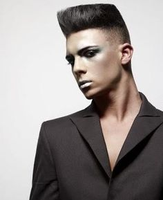 In my list of stylish haircuts 2016 for men, there are few names which you usually hear such as Mohawk, front bangs, side wisps and bangs Stylish Haircuts, Haircuts For Men, Front Bangs, Haircut Men, Androgyny, Great Hair, Hair Cuts, Hairstyle, Wordpress