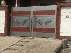 Home Gate Design, Gate Wall Design, Front Wall Design, Grill Gate Design, House Main Gates Design, Main Entrance Door Design, Iron Gate Design, Modern Tv Unit Designs, Gate Designs Modern